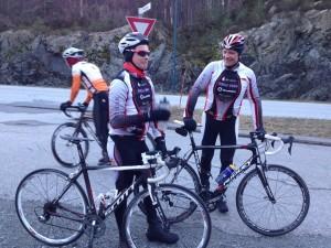 Knut, Kjell og Hans Magne