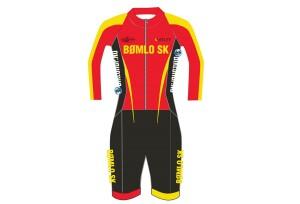 ATLET Pro Bømlo SK Speedsuit XS